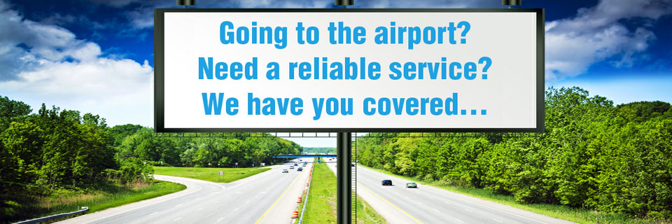 Airport Billboad - Tri-Valley Airport Transportation