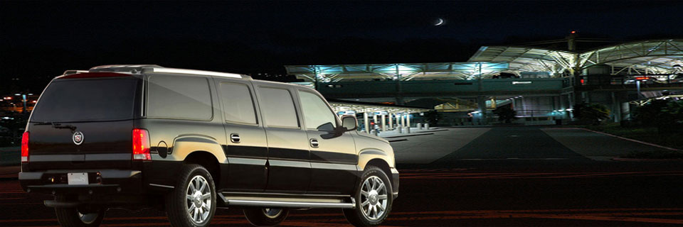 SUV Airport Transportation Service